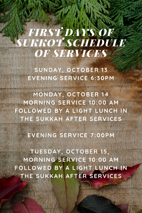 2019 Sukkot schedule of services.png