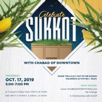 Sukkot in the Park