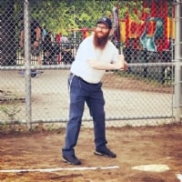 Chabad NDG Charity Softball Game