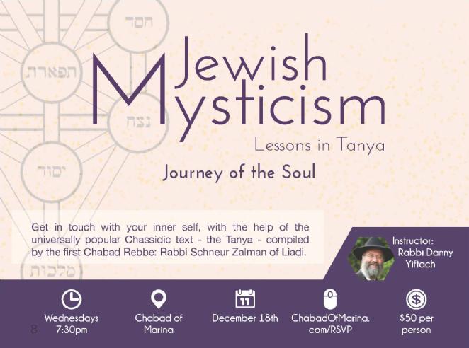 Jewish Mysticism- Journey of The Soul