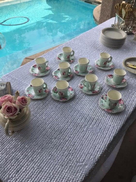 Tea and Tehilim Oct. 17th, 2019/5780