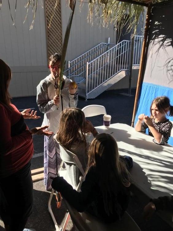 10-20-2019/5780 Sukkot fun at Hebrew School 5780!