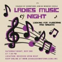 Ladies Music Night