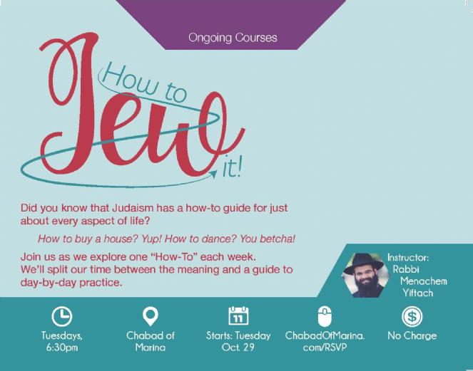 How to jew it!