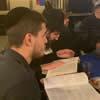 Talmud Completion in a San Francisco Area Sukkah Transforms Grief to Joy