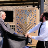 Traveling Ark Carries the Torah to Hip Chicago District