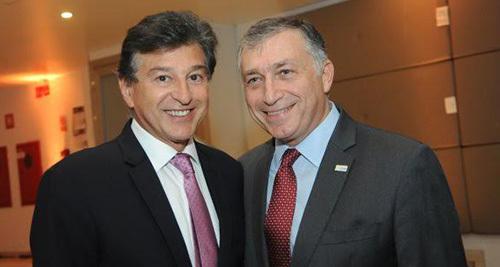 Claudio e Fernando Lottenberg