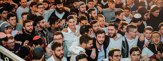 November 2019: Chabad on Campus Annual Gathering Draws More Than 1,000 to New York