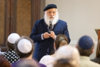 Lecture Series: Rabbi Dr. Laibl Wolf