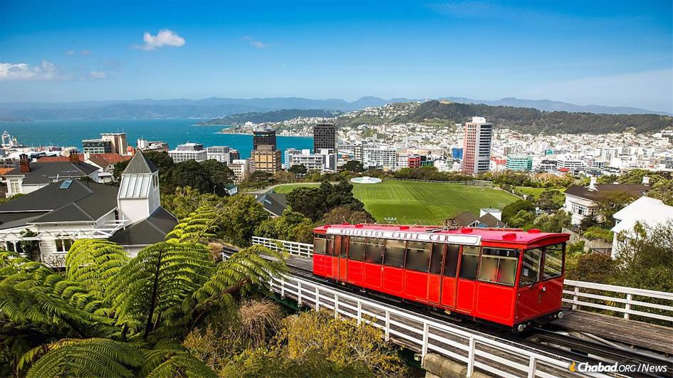 The Jewish community in Wellington, New Zealand, was established in the mid-19th century, when Jews from the British Empire began trickling into the colony. The first Shabbat services were held in 1843.