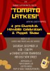 Pre-Chanukah Havdalla Celebration and Puppet Show