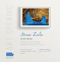 Art Opening: Nina Zale - Moody Blues