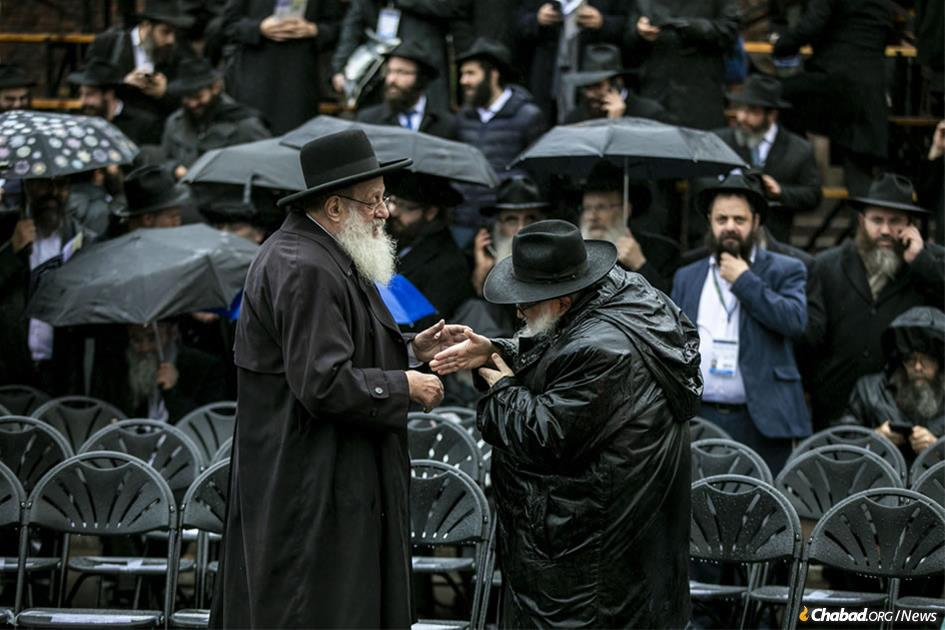 (Photo: Mendel Grossbaum/Chabad.org)