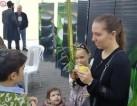Воспитанники детского сада с родителями праздновали Суккот