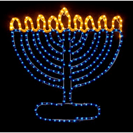 Glow in the Dark - Chanukah Party
