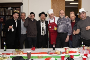 Purim in Italy 2019