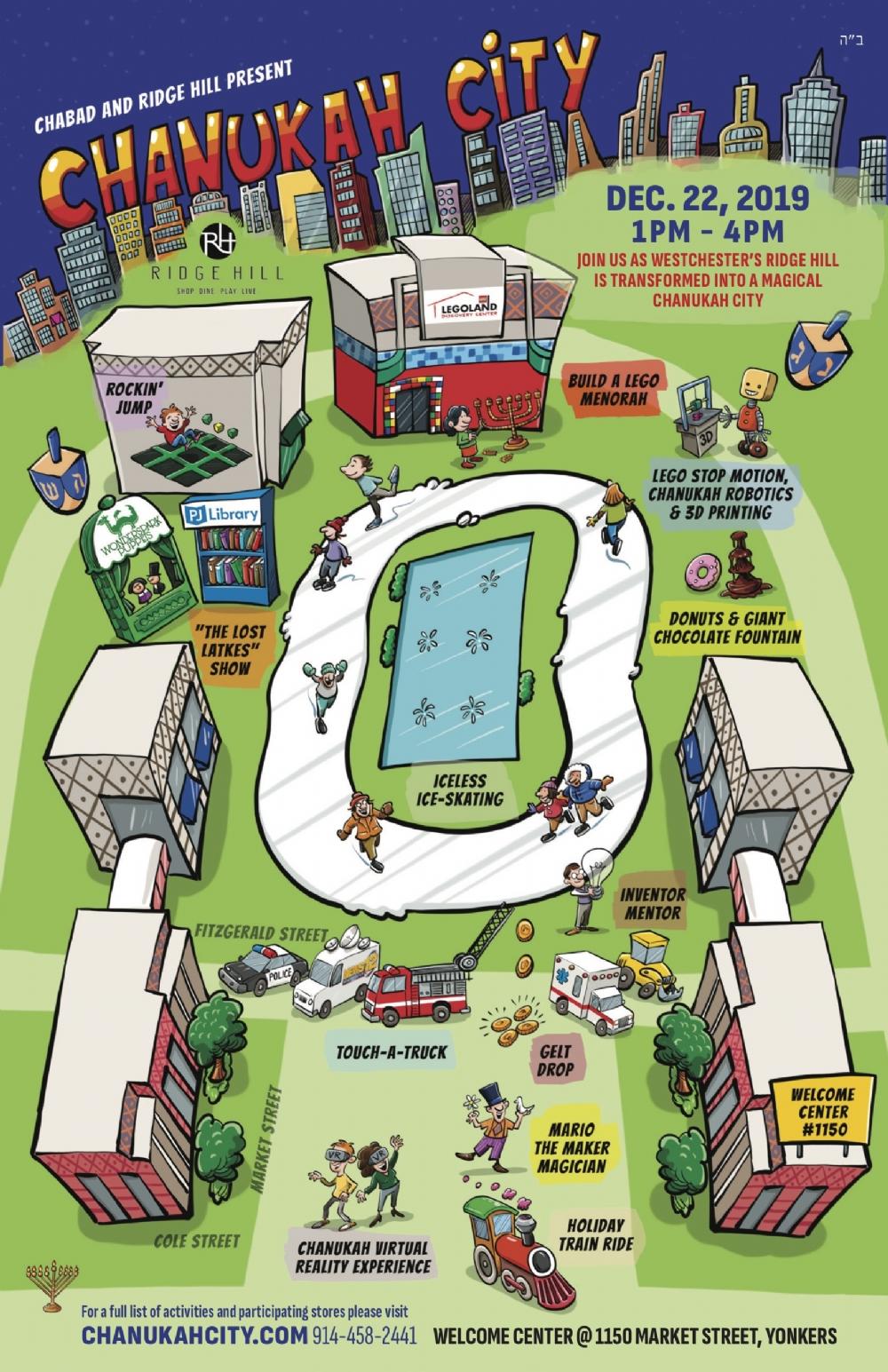 bronx Chanukah City Postcard.jpg