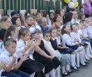 1 сентября в одесской школе «Хабад-Ор Авнер»