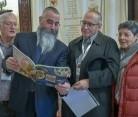 Гостем еврейской общины Одессы стал судья Верховного суда Израиля Эльяким Рубинштейн