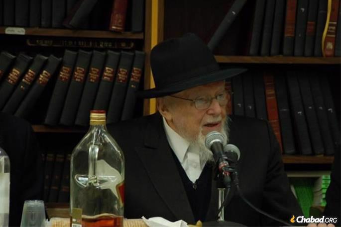 Rabbi Mordechai Dov Altein