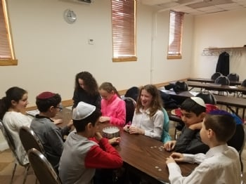 Hebrew School 2016