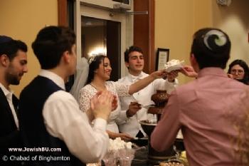 My Big Fat Jewish Wedding 19'