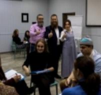 Прошел семинар Академии Семейного Счастья YESOD