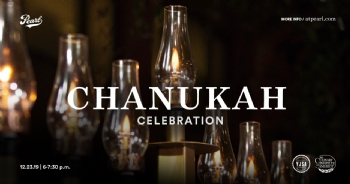 Chanukah and Menorah Lighting Celebration at Pearl