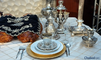 Shabbat At Chabad