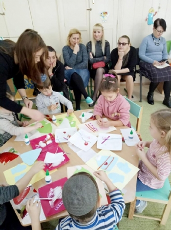 Открытые уроки в детском саду