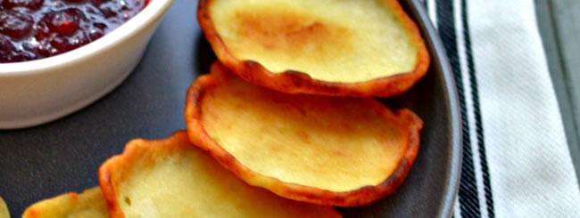 Dairy Latkes: Sweet Cheese Latkes for Chanukah