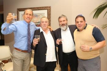 Cigars, Scotch & a shot of Kabbalah - Nov 2019
