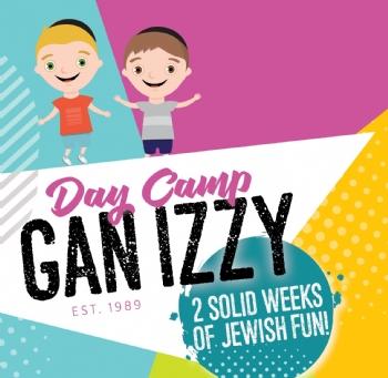 Camp Gan Izzy Registration