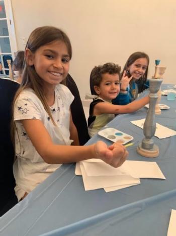 Jewish Kids Club 2019 - Week #3