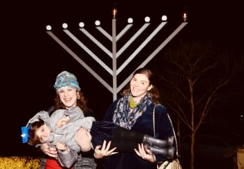 Menorah Lighting 2019