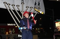 Chanukah on the Blvd. 5780 Photos