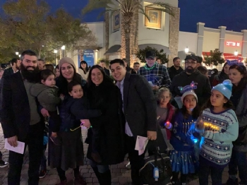 Chanukah Celebration at Otay Ranch 19