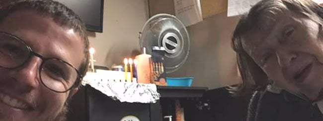 December 2019: This Holocaust Survivor Was Alone on Chanukah ...