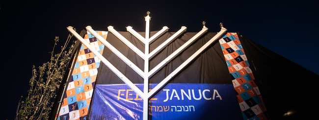 Chanukah Celebrations Illuminate Jewish Life Worldwide
