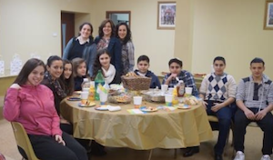 Pre-Purim Teen Party