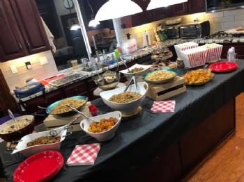 Chinese Dinner & Movie Night 19