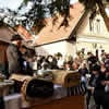 Chanukah Flame in a Hungarian Village Rises From the Ashes of the Holocaust