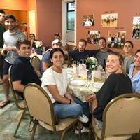 Senior Appreciation dinner