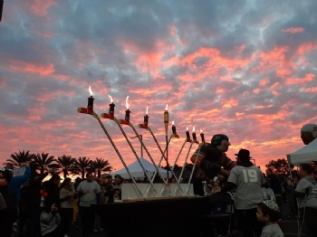 Chanukah Heritage Night!