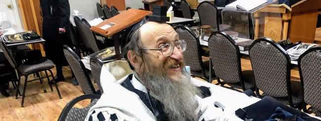 March 2020: Rabbi Yosef Neumann, 72, Monsey Chanukah Stabbing Victim