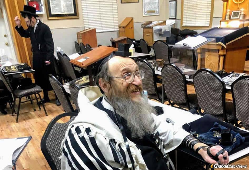 Yosef Neumann was brutally stabbed at a Chanukah celebration in Monsey, N.Y., and remains in critical condition. He is described as an unending font of charity, Chassidic stories, anecdotes and adages.