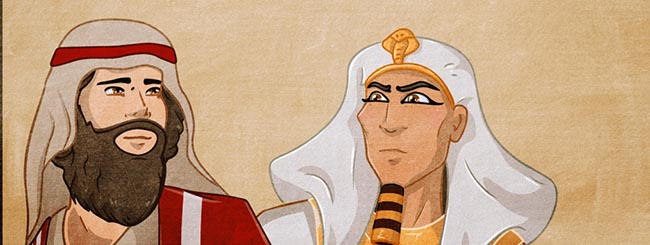 Moses or Pharaoh: Which Mindset Are You?