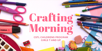 Girls Crafting Morning | Series