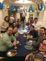 YJP Chanukah Party & Game Night