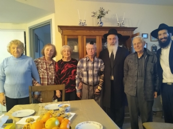 seniors event January 16, 2020
